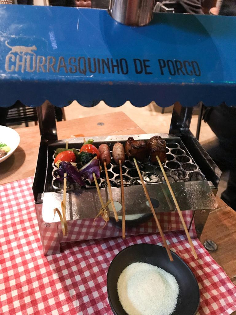 churrasquinho a casa do porco sao paulo centro conhecendo restaurantes laina