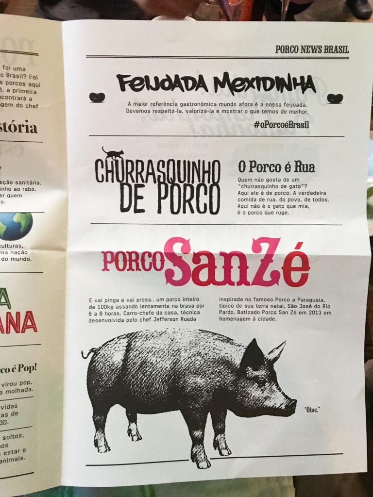 menu degustacao casa do porco sao paulo