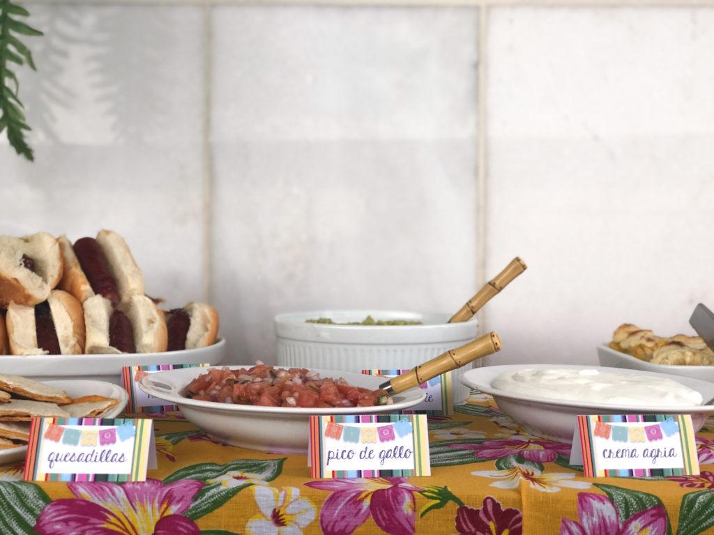 noite mexicana festa mexicana em casa com os amigos