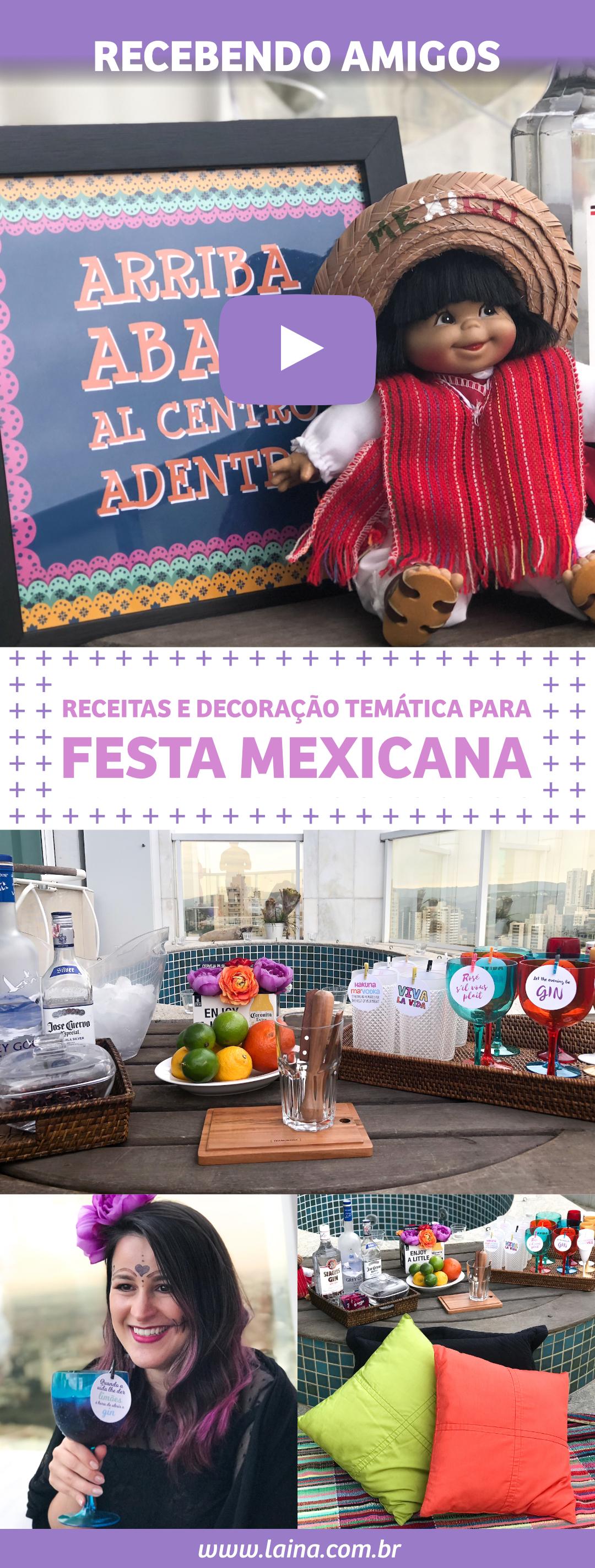 Noite Mexicana: 9 receitas fáceis para receber os amigos em casa