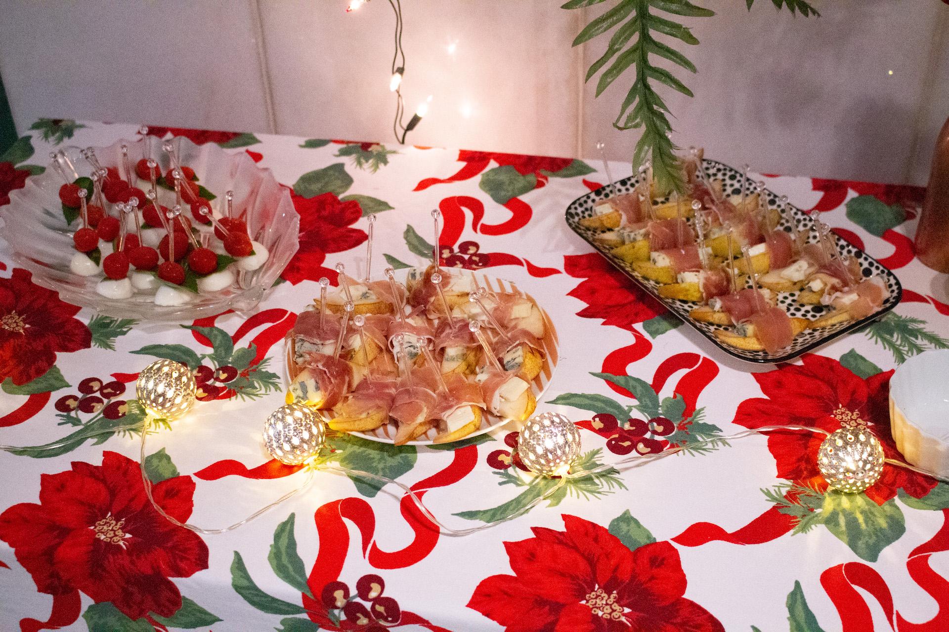 mesa natalina decoração e receitas amigo oculto de casal em casa como organizar