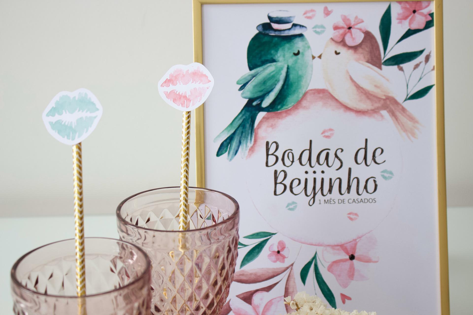 Ideias para comemorar as Bodas de Beijinho