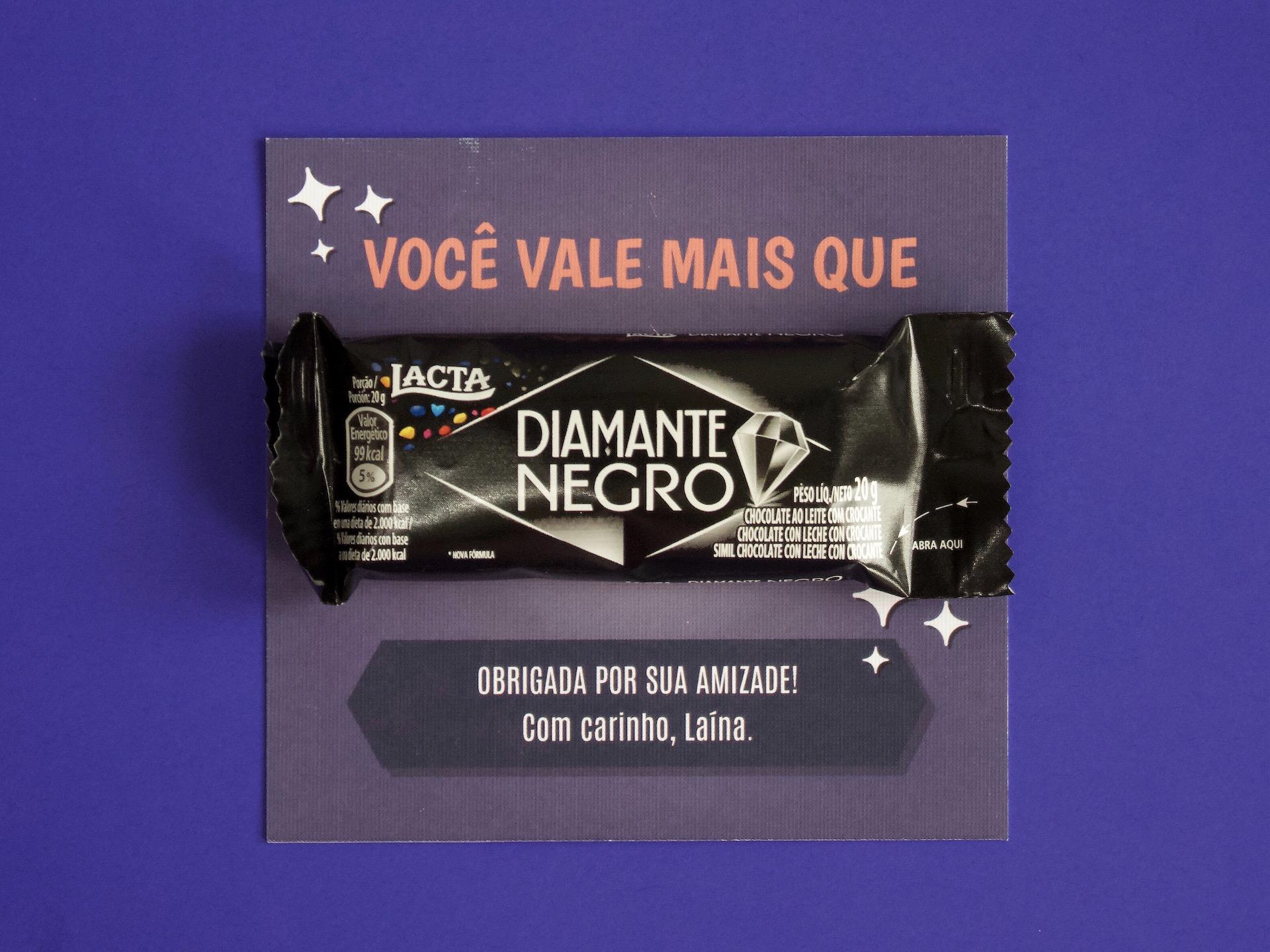 diamante negro ideia de frase para imprimir