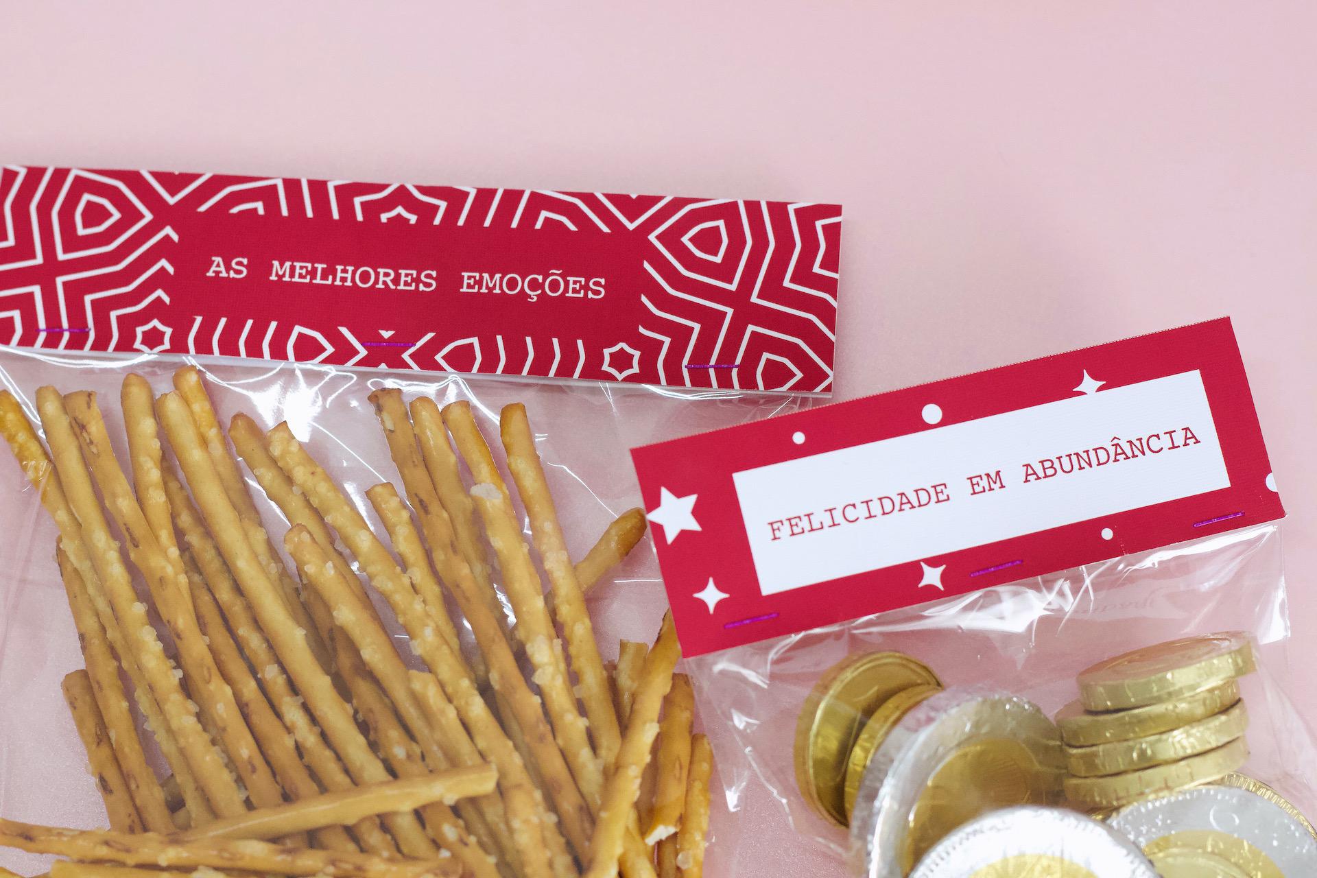 ideias de presentes para cesta de natal