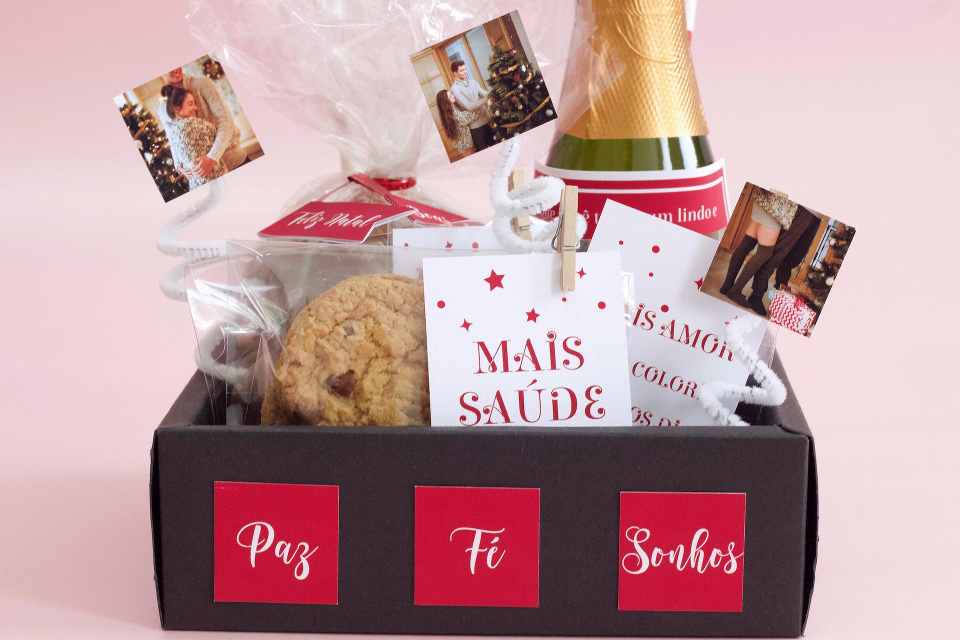 sugestões de presentes de natal para a família e amigos como fazer passo a passo