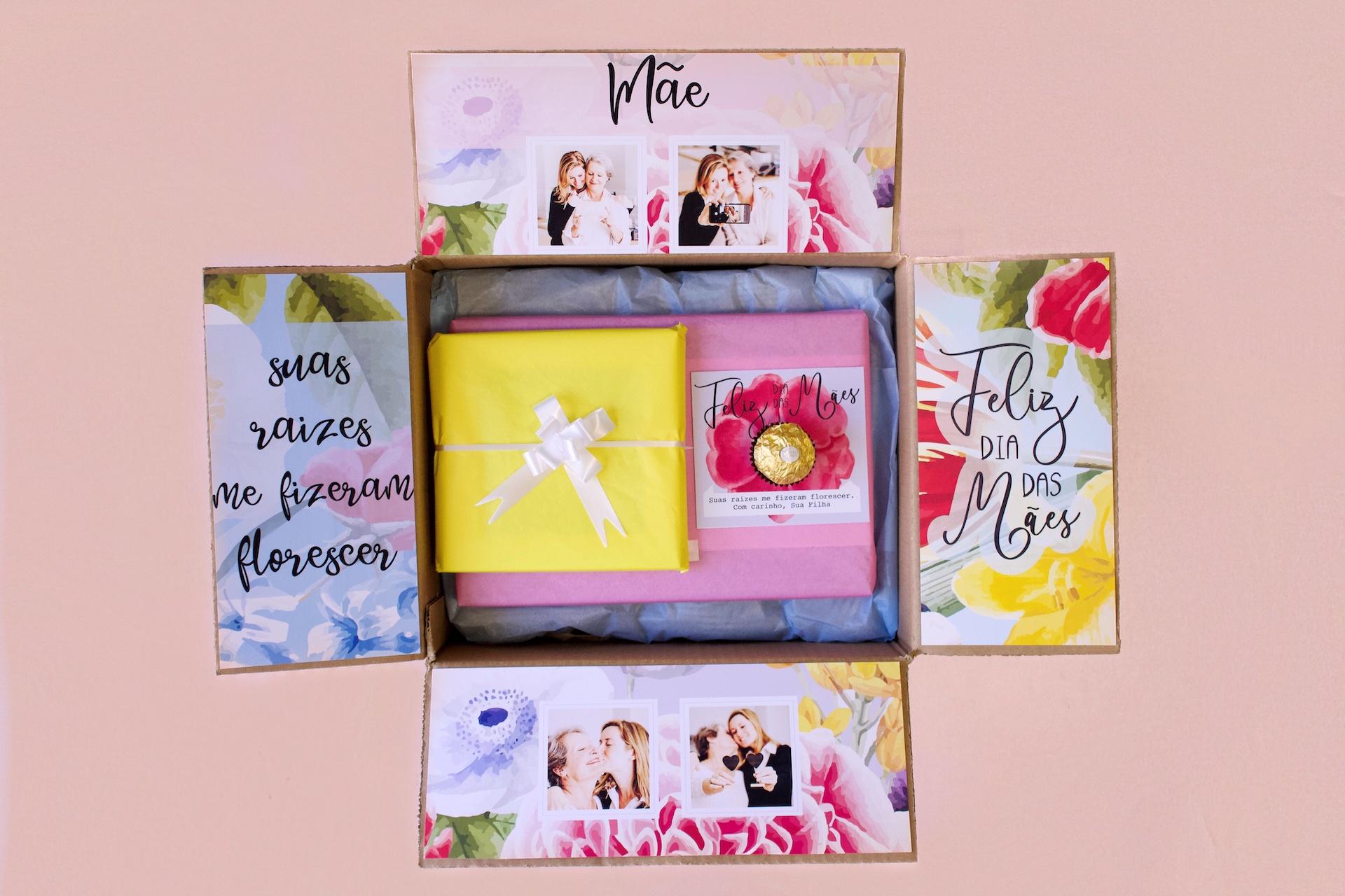 Presente Para o Dia Das Mães que está distante correios